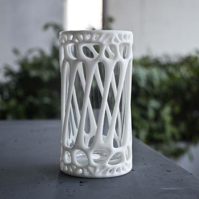 Vase Voronoi en Impression 3D