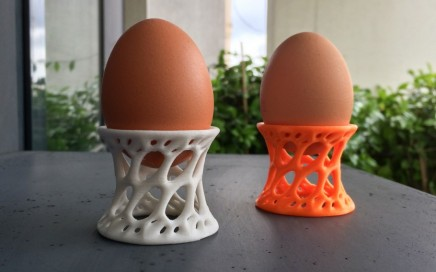 Coquetiers en impression 3D