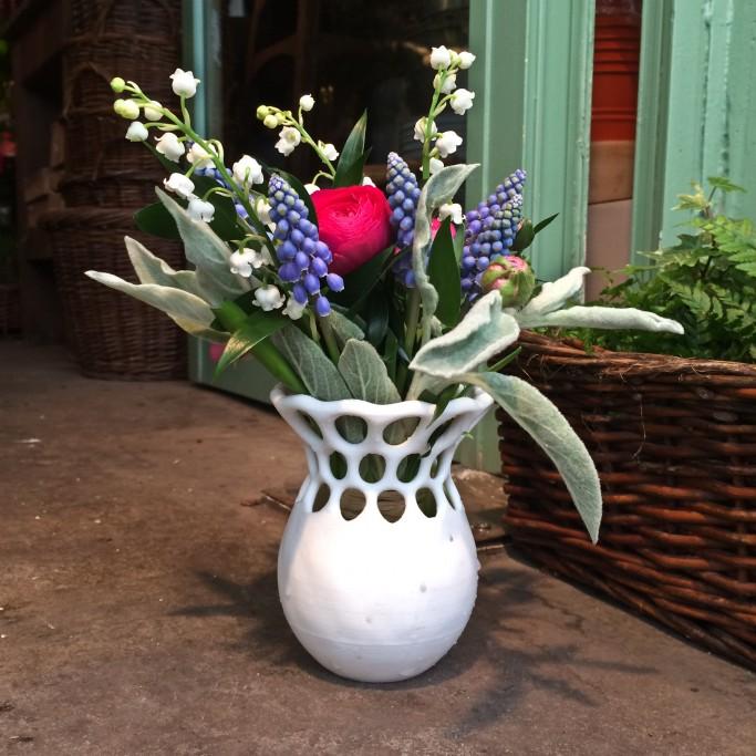 Vase corrole