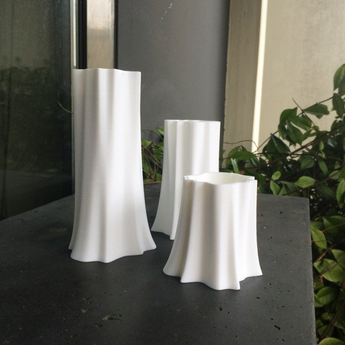 Vase impression 3D