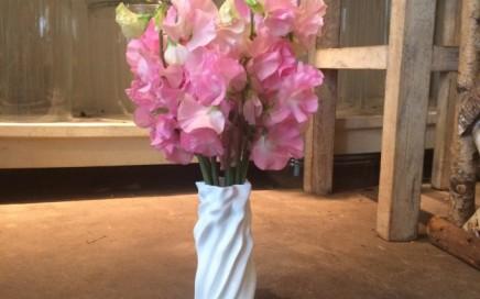 Vase chiffonné impression 3D